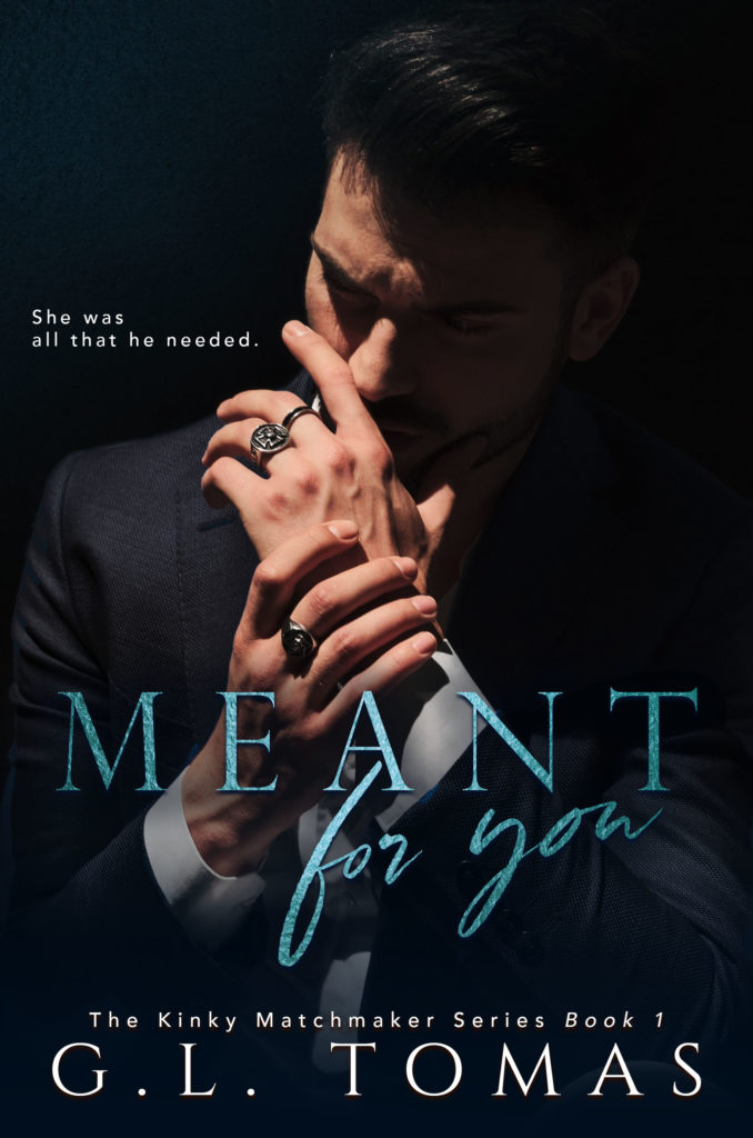 Cover Art for Meant For You by G.L. Tomas