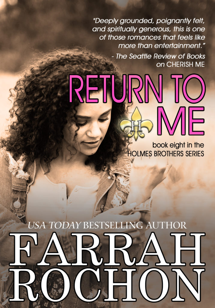 Cover Art for Return To Me by Farrah  Rochon