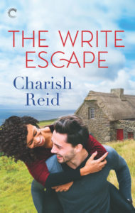 Cover Art for The Write Escape by Charish Reid