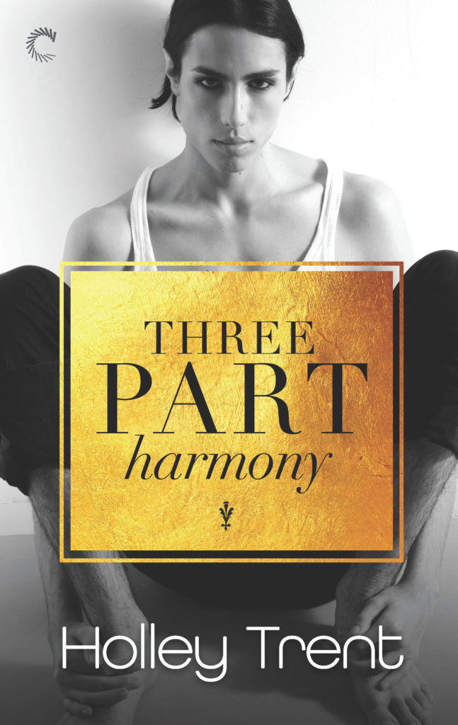 Cover Art for Three Part Harmony by Holley Trent