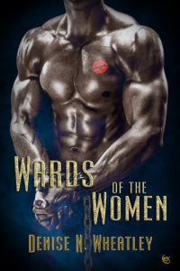 Cover Art for Wards of the Women by Denise N. Wheatley