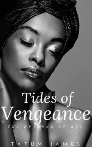 Cover Art for Tides of Vengeance by Tatum  James
