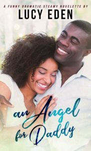 Cover Art for An Angel for Daddy by Lucy Eden