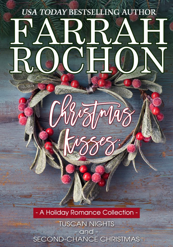 Cover Art for Christmas Kisses by Farrah  Rochon