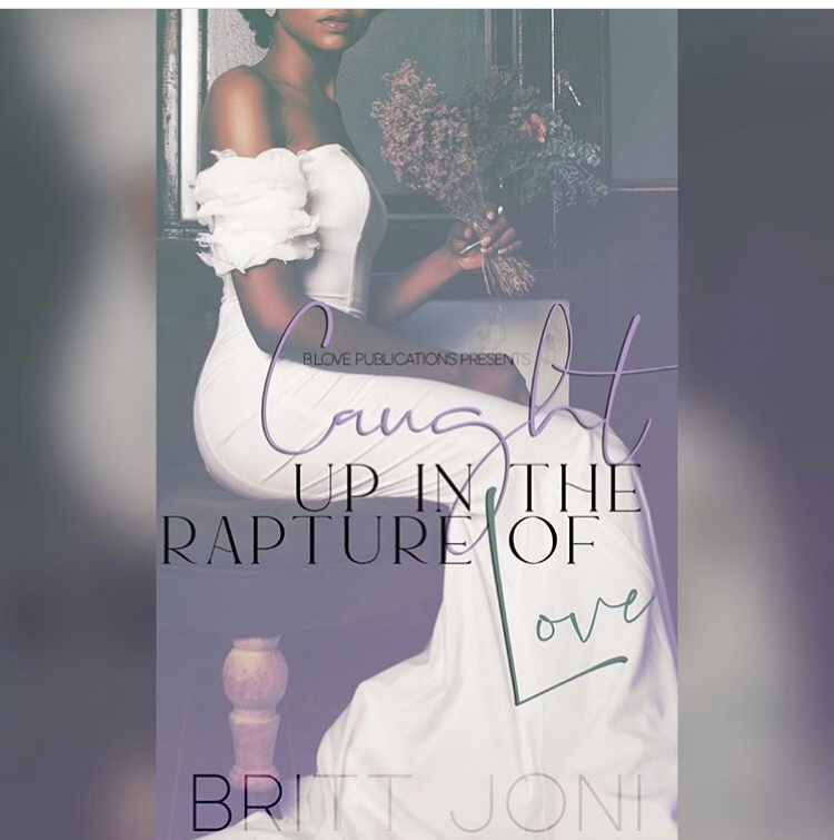 Cover Art for Caught Up in the Rapture of Love by Britt Joni