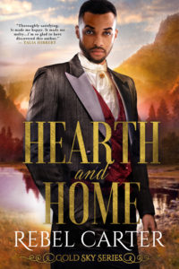 Cover Art for Hearth and Home by Rebel Carter