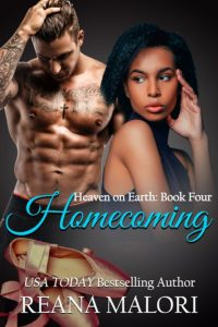 Cover Art for Homecoming by Reana Malori