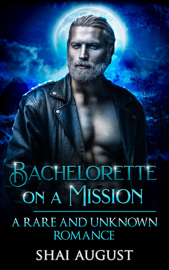 Cover Art for Bachelorette On A Mission by Shai August