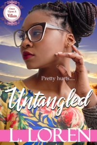 Cover Art for Untangled by L. Loren