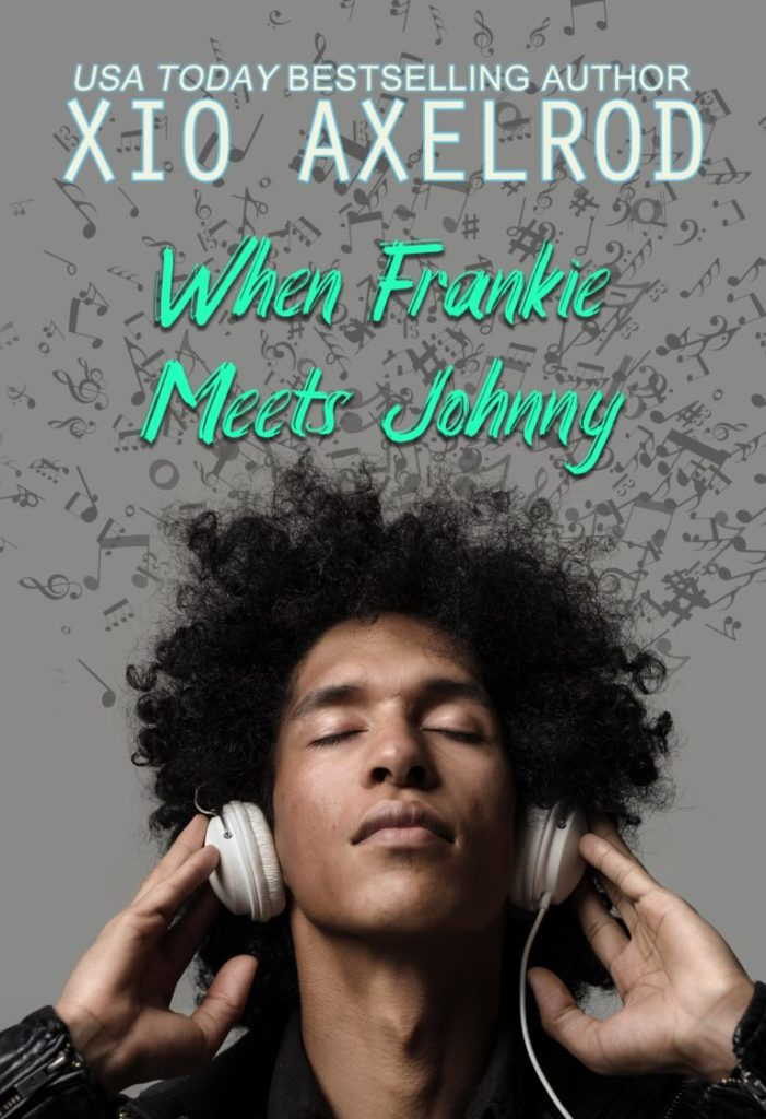Cover Art for When Frankie Meets Johnny by Xio Axelrod