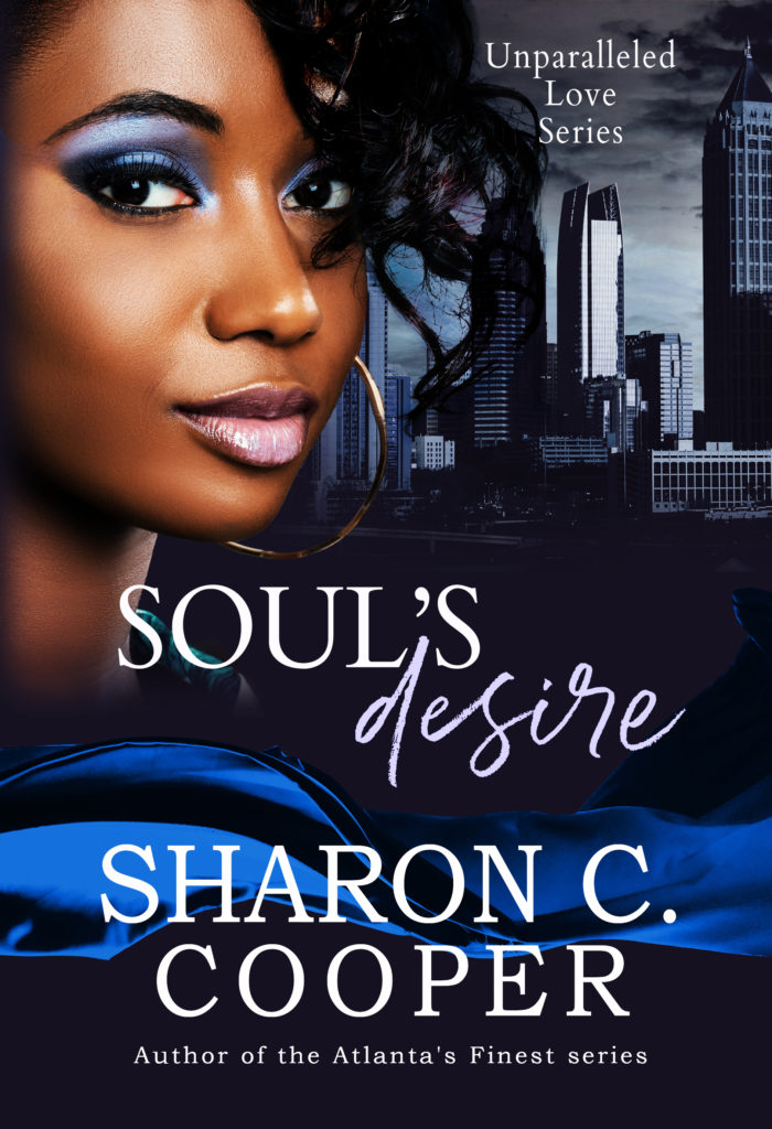 Cover Art for Soul's Desire by Sharon C. Cooper