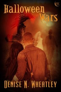 Cover Art for Halloween Wars by Denise  N. Wheatley