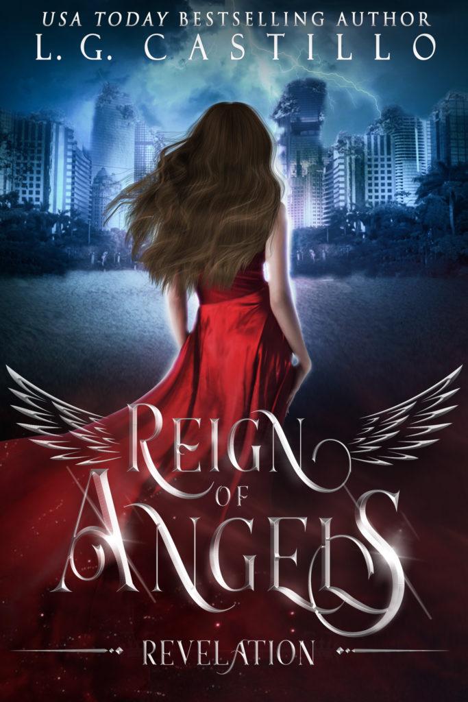 Cover Art for Reign of Angels: Revelation by L.G. Castillo
