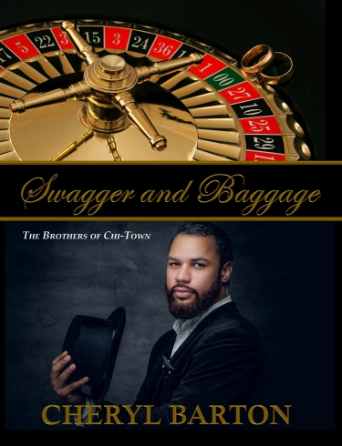 Cover Art for Swagger and Baggage by Cheryl Barton