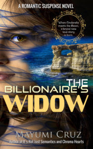 Cover Art for The Billionaire's Widow by Mayumi Cruz