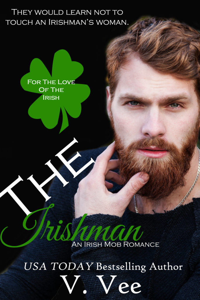 Cover Art for The Irishman by V. Vee