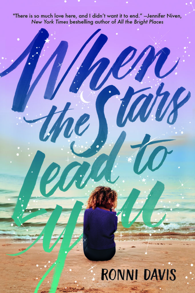 Cover Art for When The Stars Lead to You by Ronni Davis