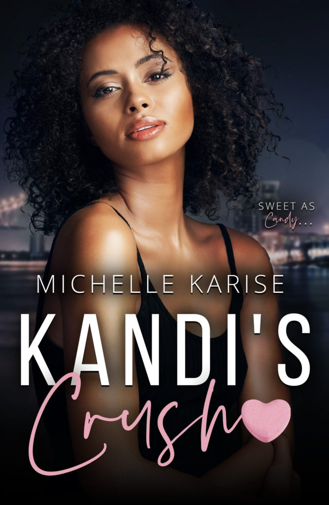 Cover Art for Kandi's Crush by Michelle Wiley