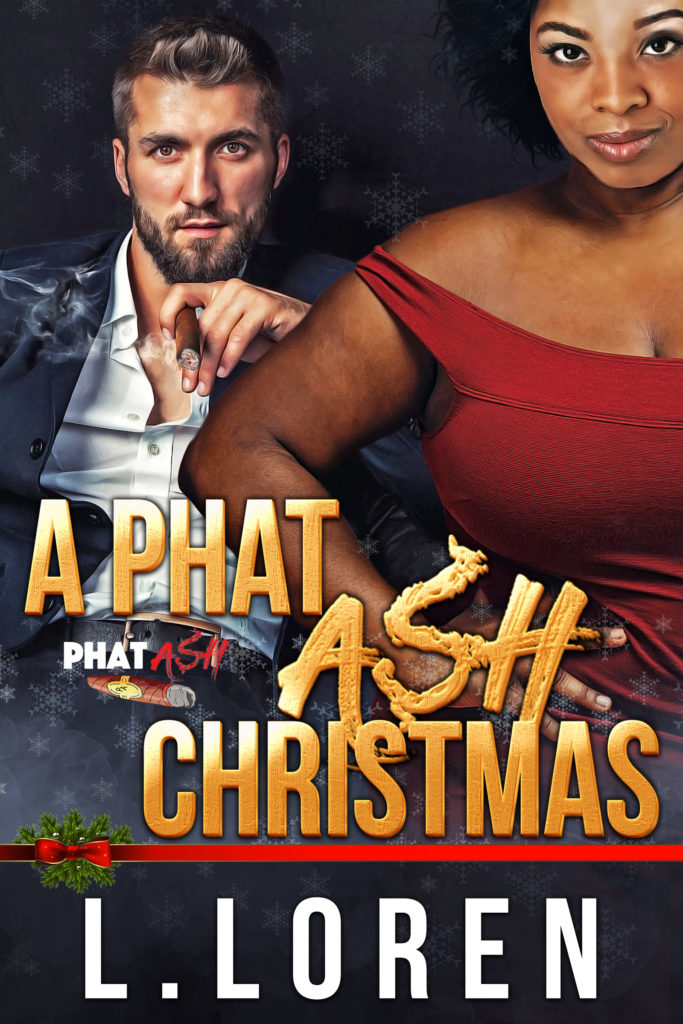 Cover Art for A Phat Ash Christmas by L. Loren