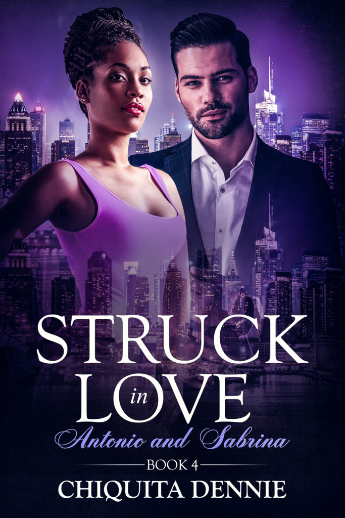 Cover Art for Struck In Love 4 by Chiquita  Dennie