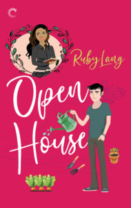 Cover Art for Open House by Ruby Lang