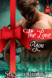 Cover Art for The Love You Give by Sheena  Binkley