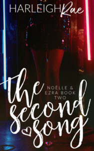 Cover Art for The Second Song by Harleigh Rae