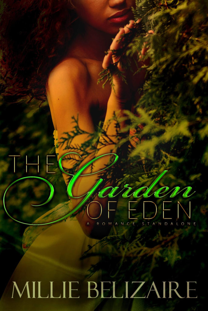 Cover Art for The Garden of Eden by Millie Belizaire