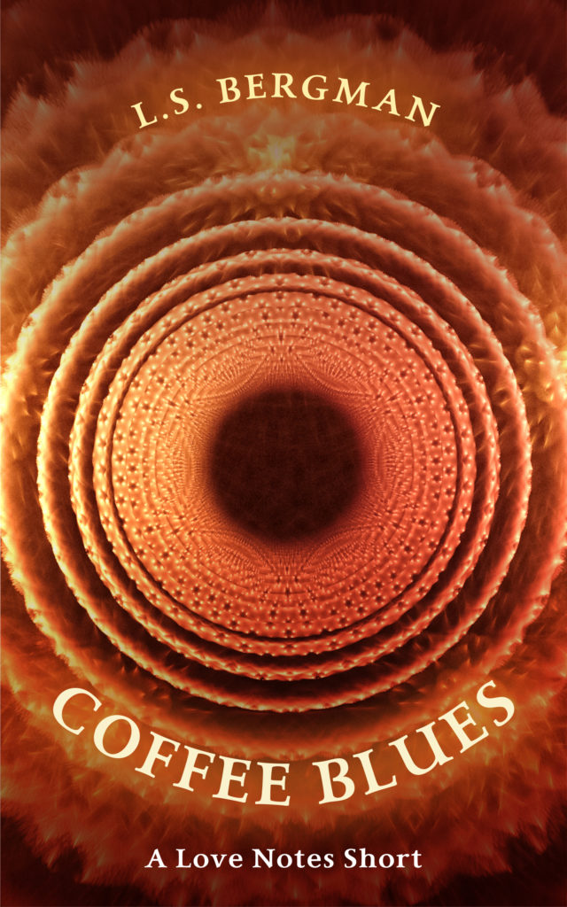 Cover Art for Coffee Blues by L.S. Bergman