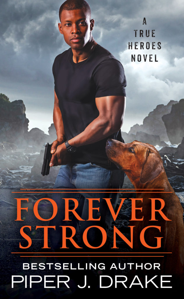 Cover Art for Forever Strong by Piper J. Drake