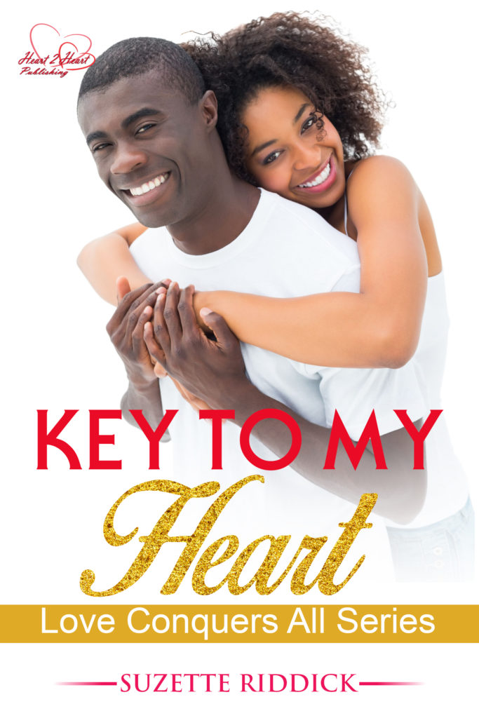 Cover Art for Key To My Heart by Suzette Riddick