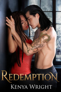 Cover Art for Redemption by Kenya Wright