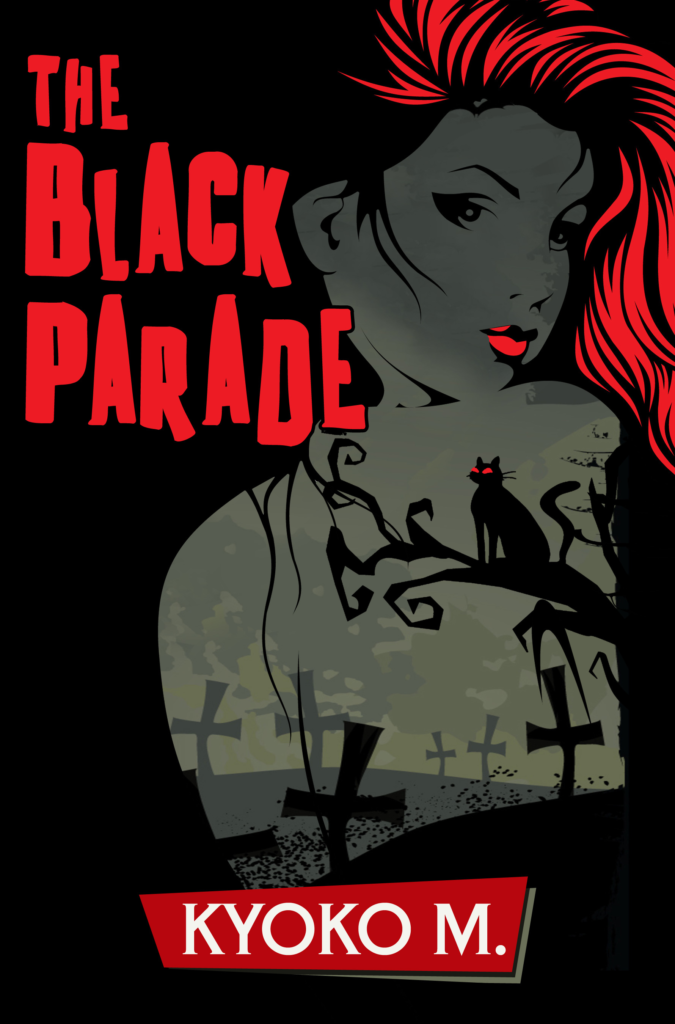 Cover Art for The Black Parade by Kyoko M