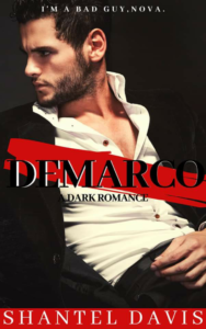 Cover Art for DeMarco by Shantel Davis