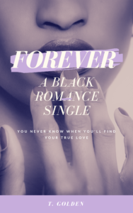 Cover Art for Forever by T. Golden