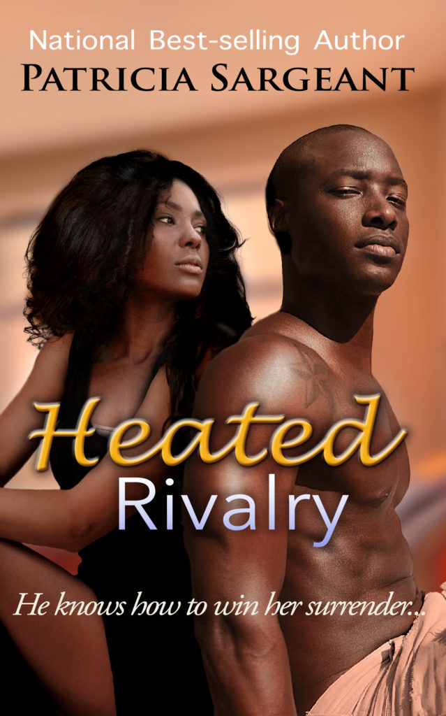 Cover Art for Heated Rivalry by Patricia Sargeant
