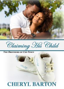 Cover Art for Claiming His Child by Cheryl  Barton