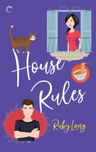 Cover Art for House Rules by Ruby Lang