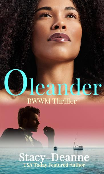 Cover Art for Oleander by Stacy-Deanne