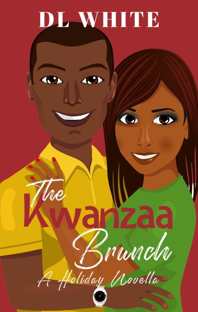 Cover Art for The Kwanzaa Brunch by DL  White
