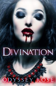 Cover Art for Divination by Odyssey Rose