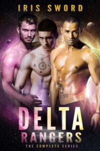 Cover Art for Delta Rangers: The Complete Series by Iris Sword