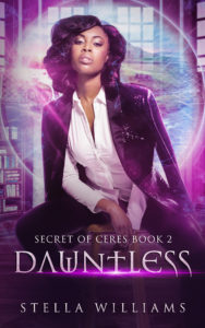 Cover Art for Dauntless by Stella Williams