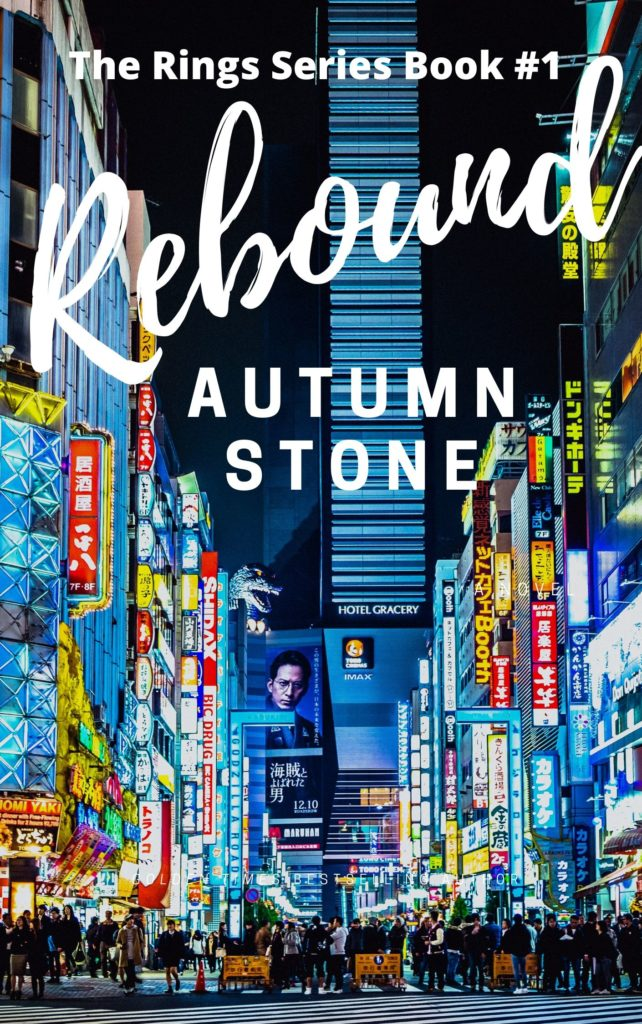 Cover Art for Rebound by Autumn Stone
