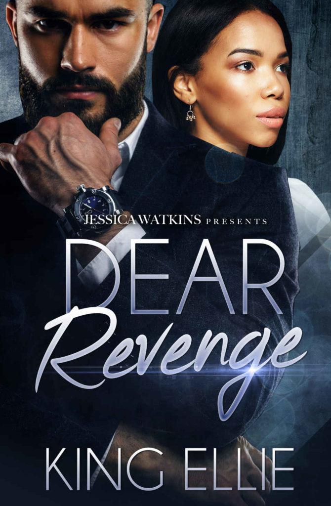 Cover Art for Dear Revenge by King Ellie