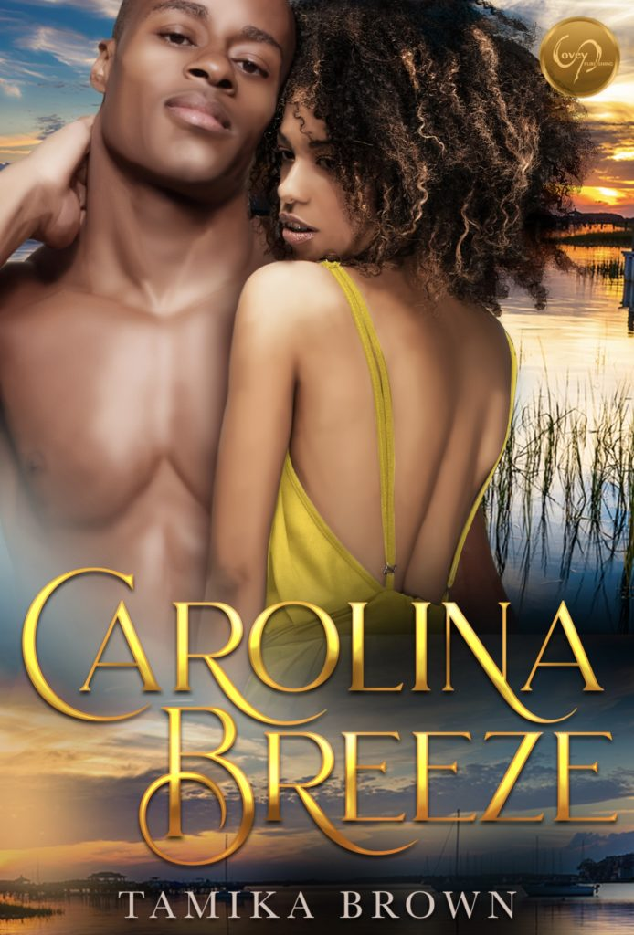 Cover Art for Carolina Breeze by Tamika Brown