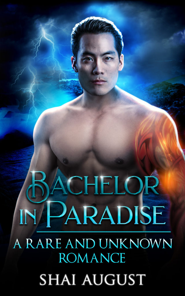 Cover Art for Bachelor In Paradise by Shai August