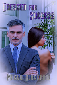 Cover Art for Dressed for Success by Maggie Blackbird