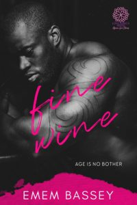 Cover Art for Fine Wine by Emem Bassey