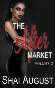 Cover Art for The After Market, Volume 2 by Shai August